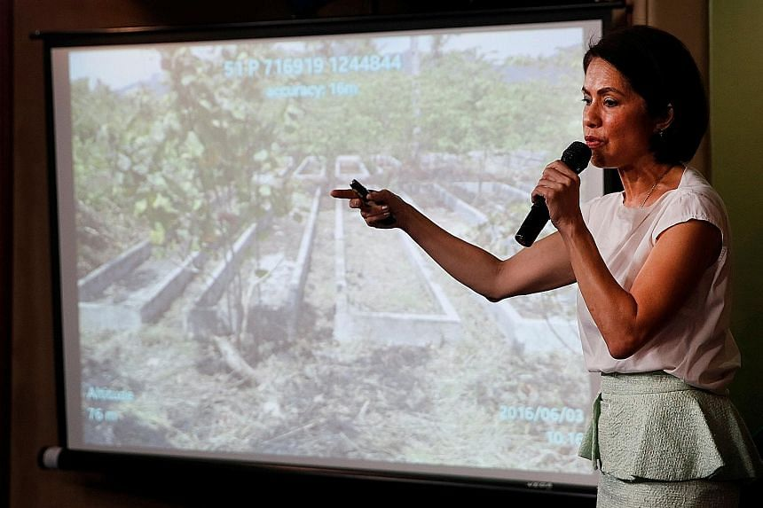 At the press briefing, Ms Lopez also said she would cancel the environmental compliance certificate of a planned Tampakan copper and gold project. This month, Environment Secretary Gina Lopez ordered the closure of 23 existing mines, including this n