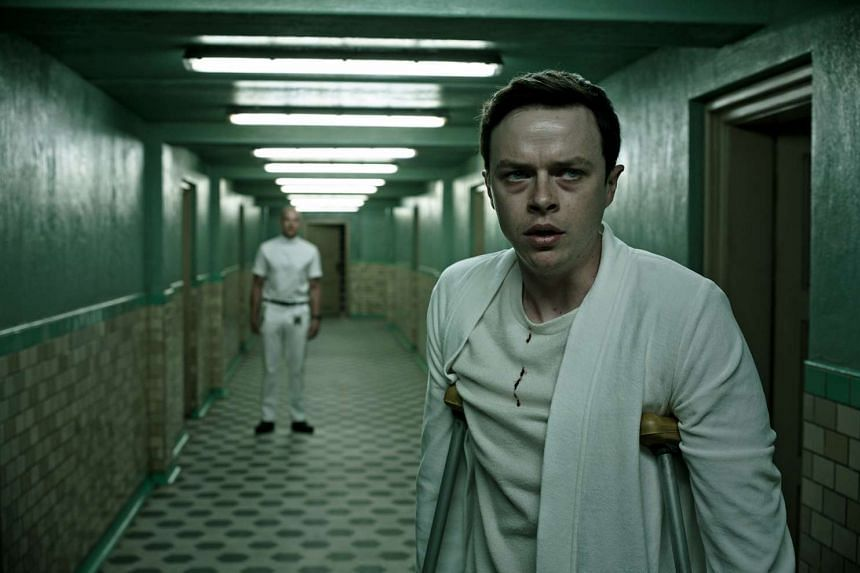 A Cure For Wellness, starring Dane DeHaan.