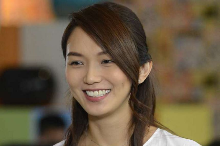 Some viewers called Joanne Peh out for trying to sound like a mainland Chinese speaker in Channel 8 series Dream Coder.