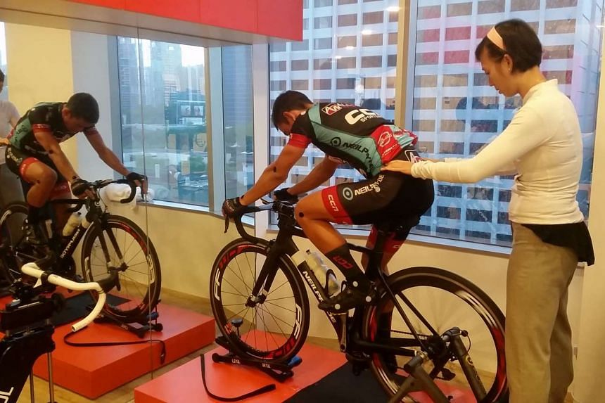 Fahrenheit Performance, which provides cycling analytics and bike fitting services, was yesterday announced as the Singapore Cycling Federation's (SCF) official bike fitter for this season.
