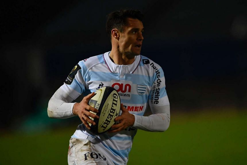 "Dan Carter has apologised for a ""massive error in judgement"" on Thursday after French police stopped him for drink driving in Paris."