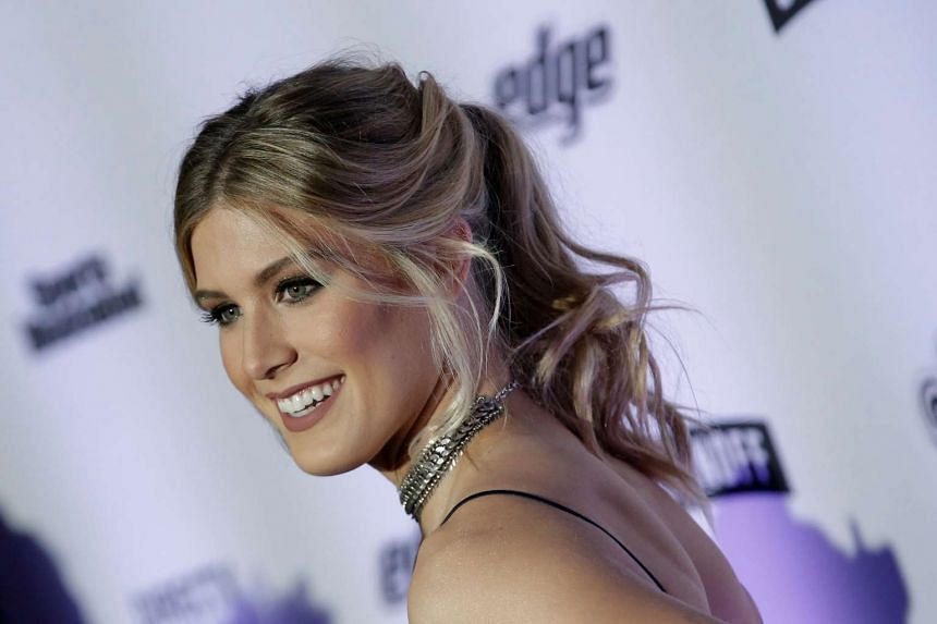 Eugenie Bouchard went on a blind date with university student John Goehrke after losing a bet on the results of the Super Bowl.