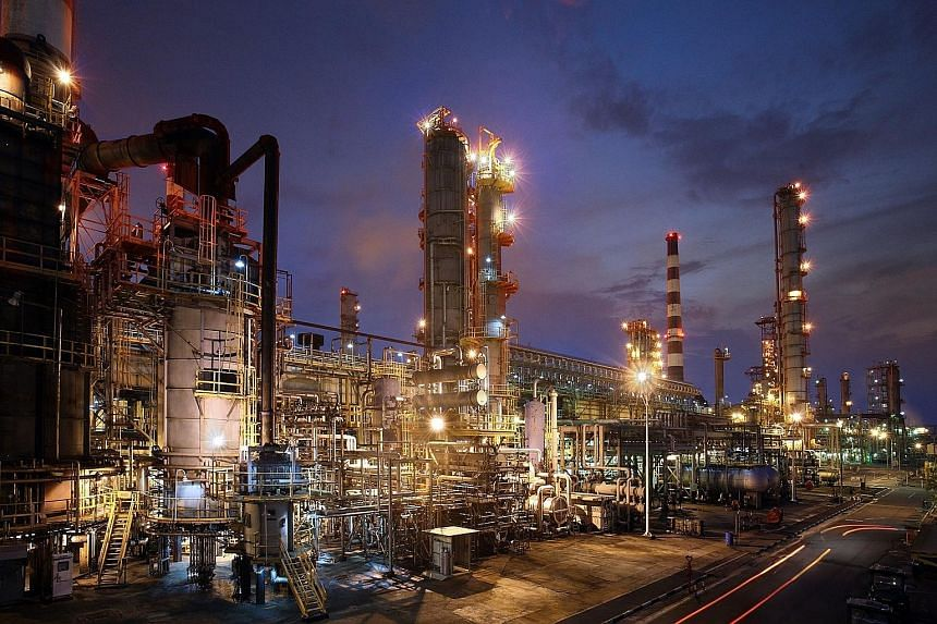 ExxonMobil's Singapore refinery will be expanded to increase production of Group II base stocks and strengthen its global supply.