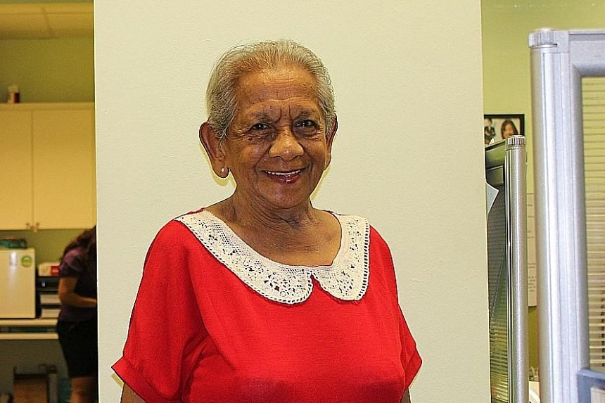 Madam Helen Joseph (above) is one of four people who will share their tales of war at the Eurasian Heritage Centre. The Last Days Of Empire tour includes a visit to Bukit Batok Memorials (above).