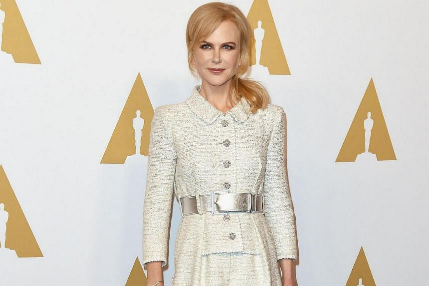 Nicole Kidman, nominated for best supporting actress at the coming Academy Awards, knows the drill all too well - doing her hair and make-up, having gown fittings and giving red-carpet interviews, only to lose.