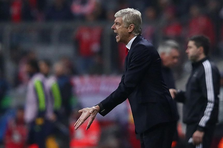 Arsene Wenger has dealt with criticism during his 21-year tenure at Arsenal and says he has the experience to deal with adversity.