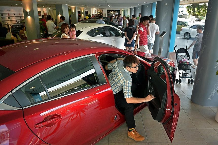 Car showrooms could be packed this weekend as some observers believe Monday's Budget speech may carry announcements of changes to vehicle policy that are likely to push car prices higher.