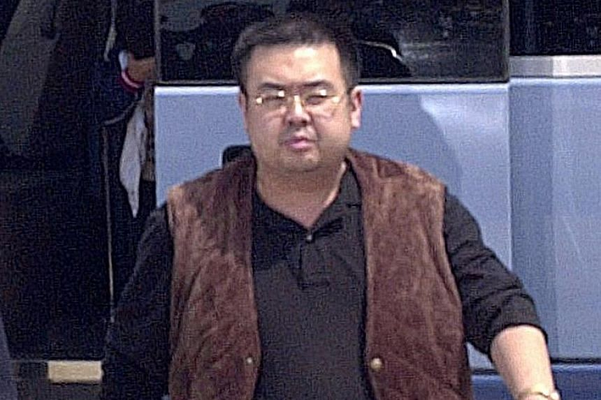 Indonesian Siti Aisyah, a Vietnamese woman and a Malaysian man believed to be Siti Aisyah's boyfriend have been arrested by Malaysian police in connection with the alleged assassination of Mr Kim Jong Nam (right), half-brother of North Korean leader