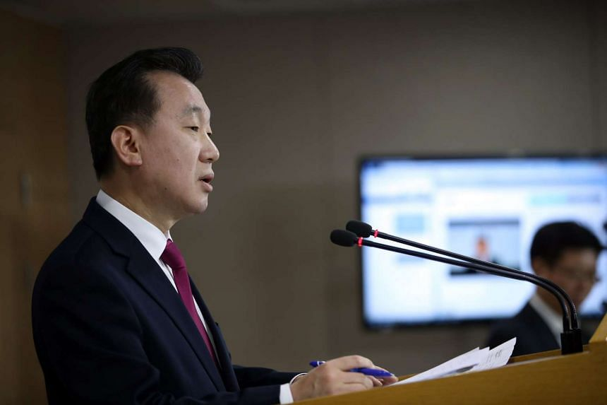 South Korean Unification Ministry spokesman Jeong Joon Hee said that they believe the North Korean regime was behind the murder of Kim Jong Nam.