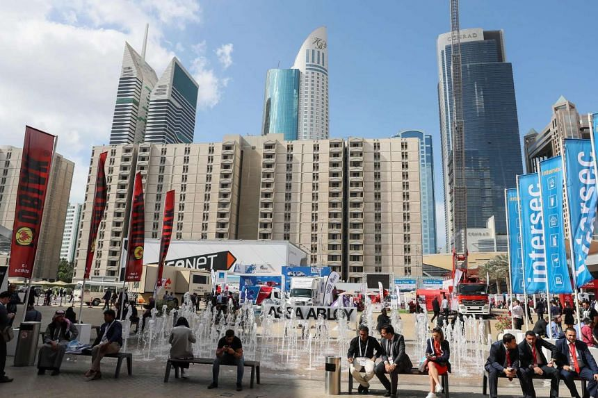Bank of Singapore has opened a branch in the Dubai International Financial Centre (pictured). `