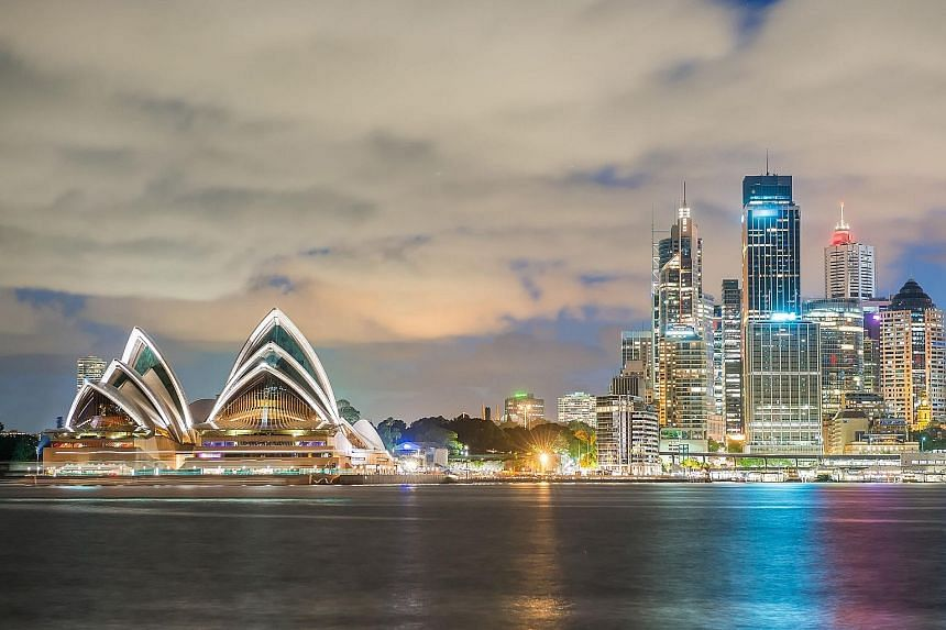 Visit the Sydney Opera House on British Airways' all-inclusive economy fares starting from $648. Stay at Manila Hotel, located along Manila Bay, and watch the sun set.