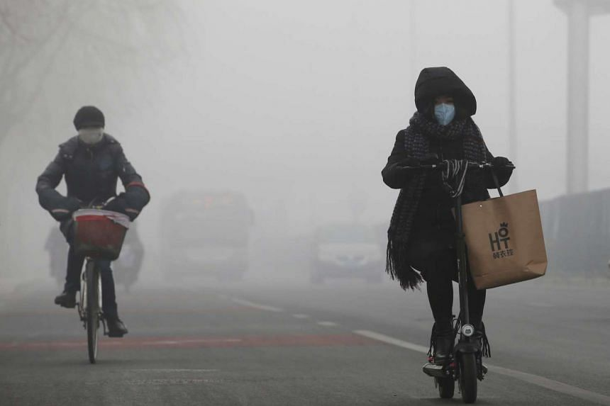 Large parts of northern China have been blanketed in choking smog this winter, defying repeated government efforts to tackle the problem.