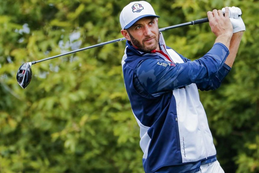 Dustin Johnson spent much of 2016 as World No. 2.
