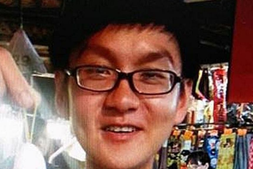Mr Lee left his home in Bukit Panjang presumably for a hike on Friday afternoon. He was wearing a black T-shirt and jeans.