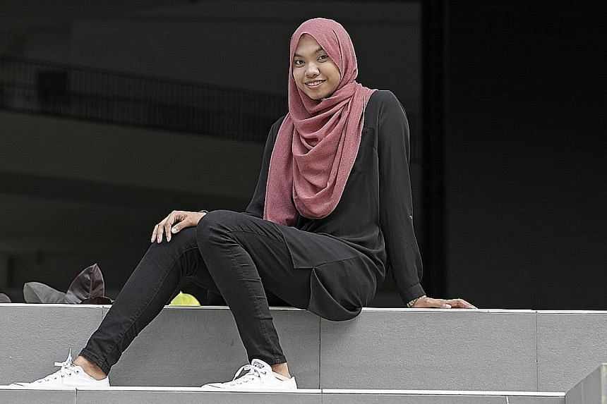 When Ms Fazlina attended Nanyang Junior College in 2011, there were fewer than 30 non-Chinese students in her cohort.