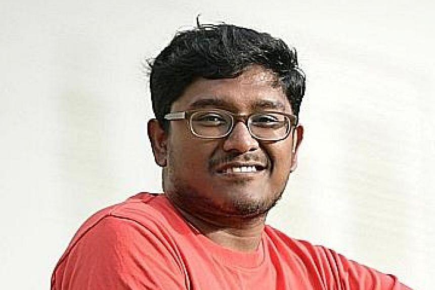 Mr Tinesh Indrarajah.