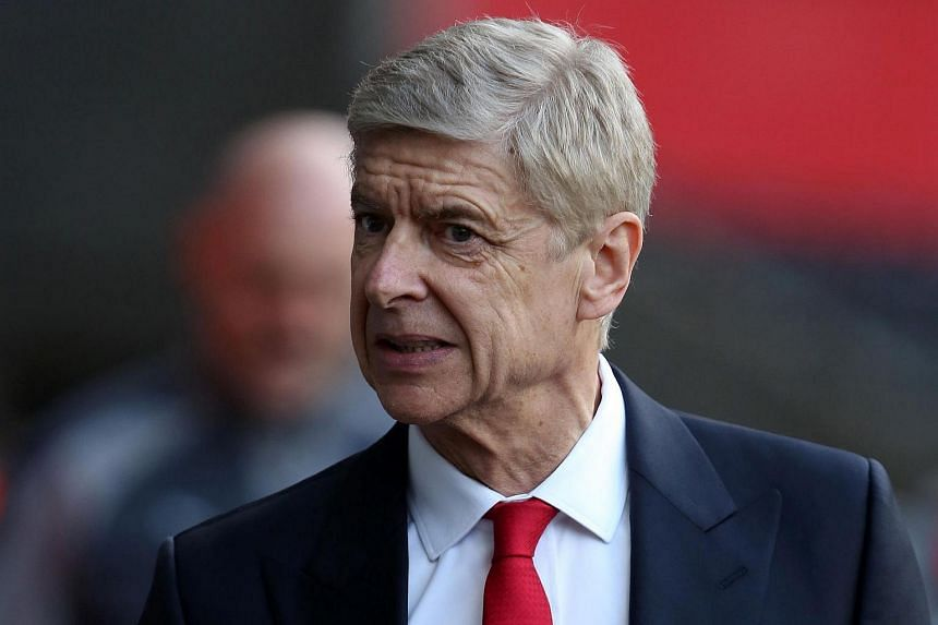Arsenal's French manager Arsene Wenger arriving at the stadium ahead of the English Premier League football match between Swansea City and Arsenal, on Jan 14, 2017.