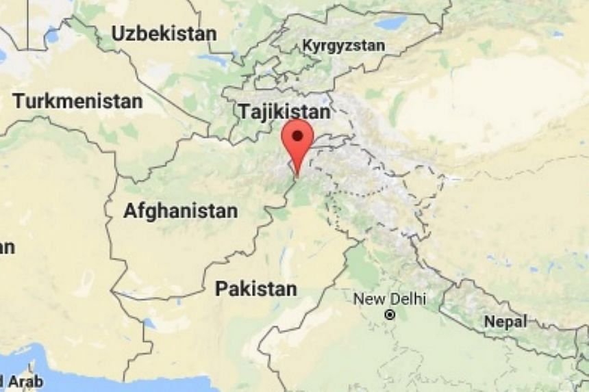 An avalanche killed at least seven labourers in northern Pakistan on Sunday (Feb 19).