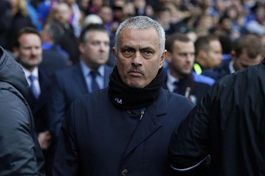 Jose Mourinho has suggested that Chelsea would be favourites to overcome his Manchester United side when they meet in the quarter-finals of the FA Cup next month.