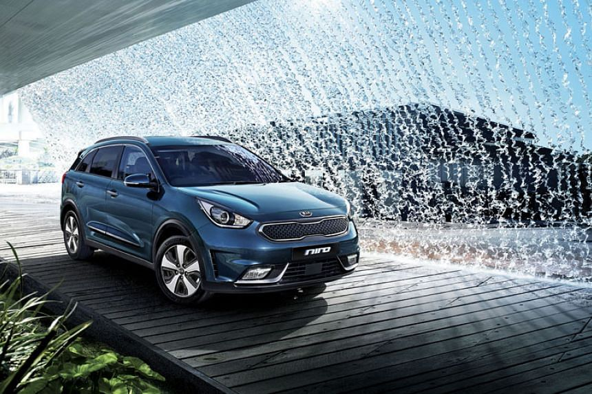 Kia Niro The Hybrid Car To Look Out For In 2017 Motoring News