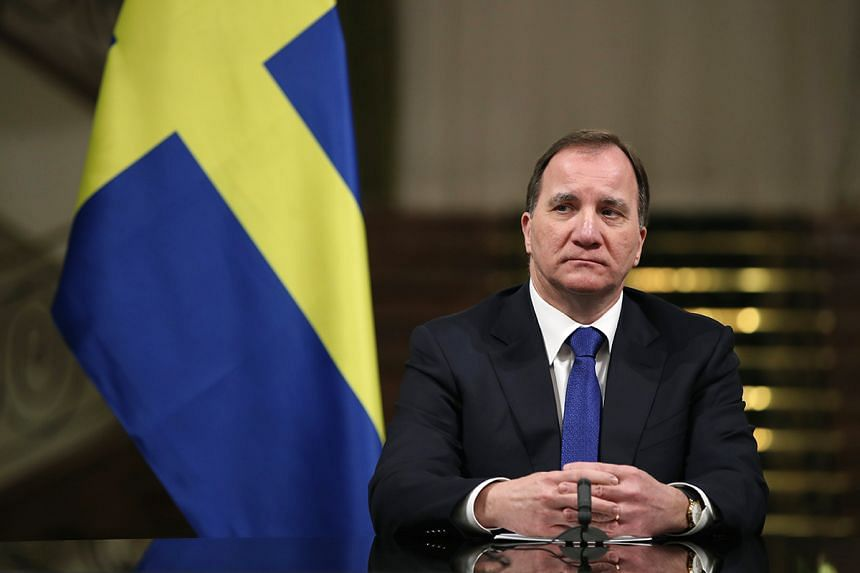 Swedish Prime Minister Stefan Lofven has raised questions about US President's Donald Trump's recent remarks on Sweden.