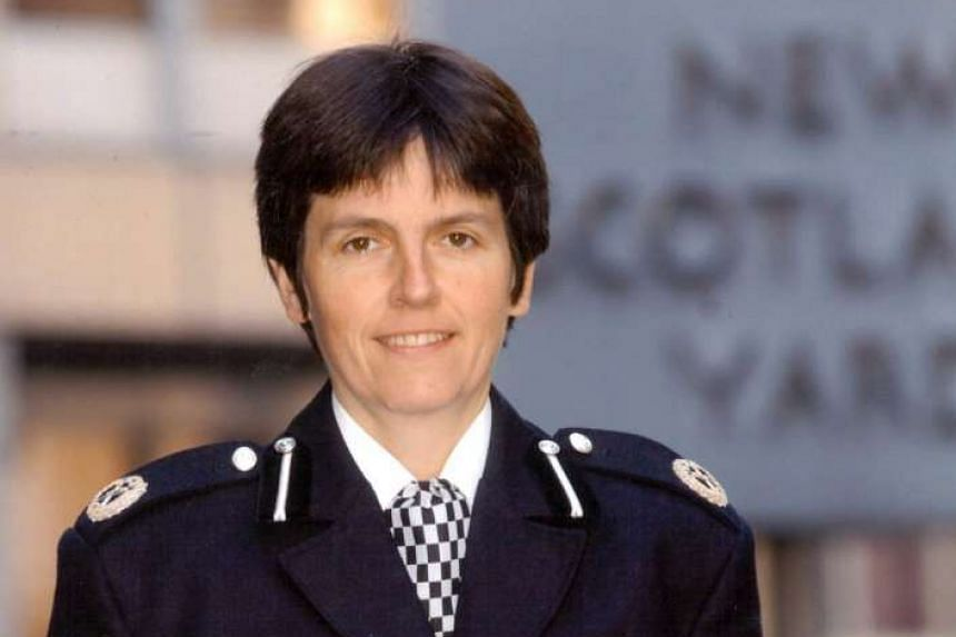 Cressida Dick (above, in a file photo) is the first woman to take charge of London's police force.
