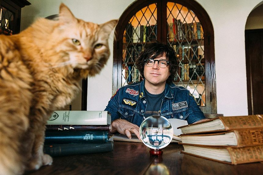Ryan Adams' vocal delivery has a balance of grit and tenderness.