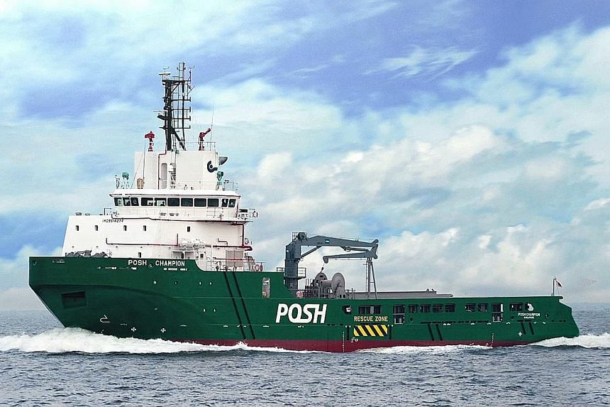 PACC Offshore says it will continue to manage costs, adding that two of 12 vessels under a contract with an oil major in the Middle East have begun charter, with the other 10 vessels to be deployed progressively this year.