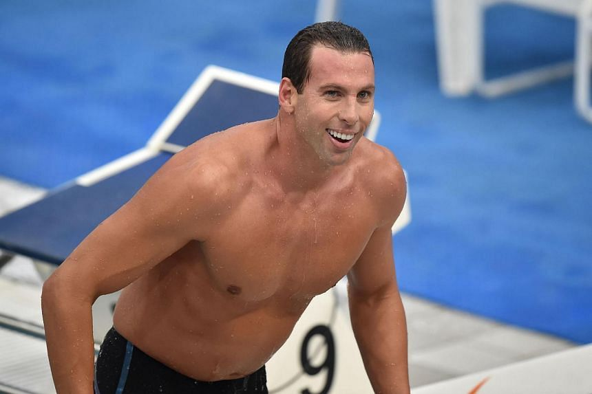 Australian Olympian Grant Hackett went into hiding after his brief arrest last week following a family bust-up.