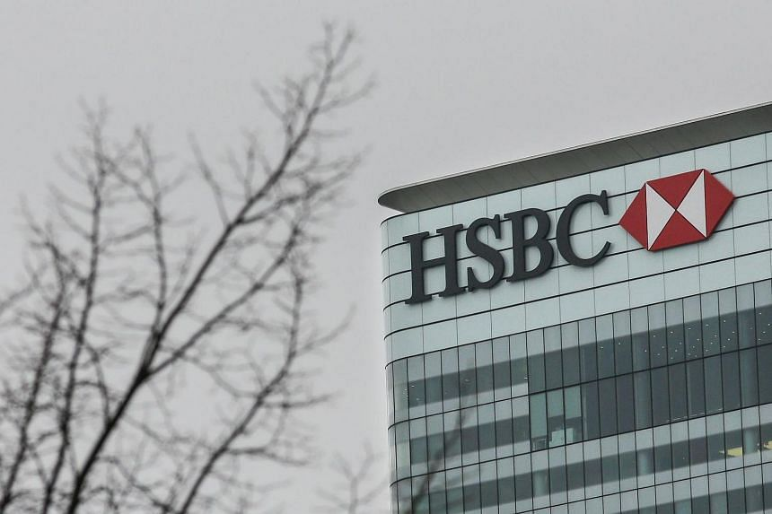 HSBC Holdings reported a 62 per cent slump in annual pre-tax profit that fell way short of analysts' estimates.