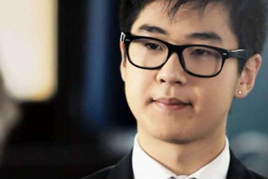 Deputy Home Minister Datuk Nur Jazlan Mohamed said he was not aware if Mr Kim Han Sol (pictured) was already in Malaysia but assured that the 22-year-old would be protected.