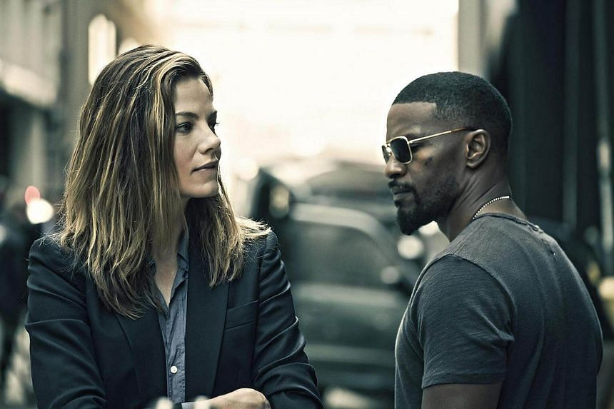 Sleepless, starring Michelle Monaghan and Jamie Foxx, is a snoozefest that left out the thrill from crime thriller.