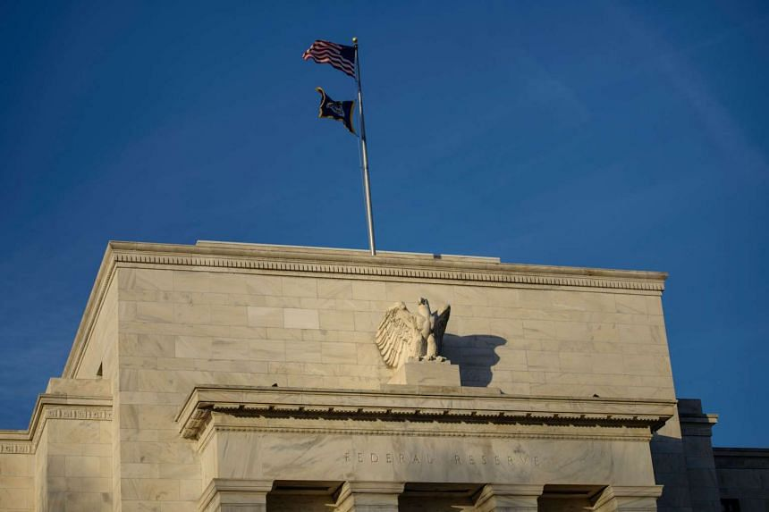 The US Federal Reserve in Washington, DC.