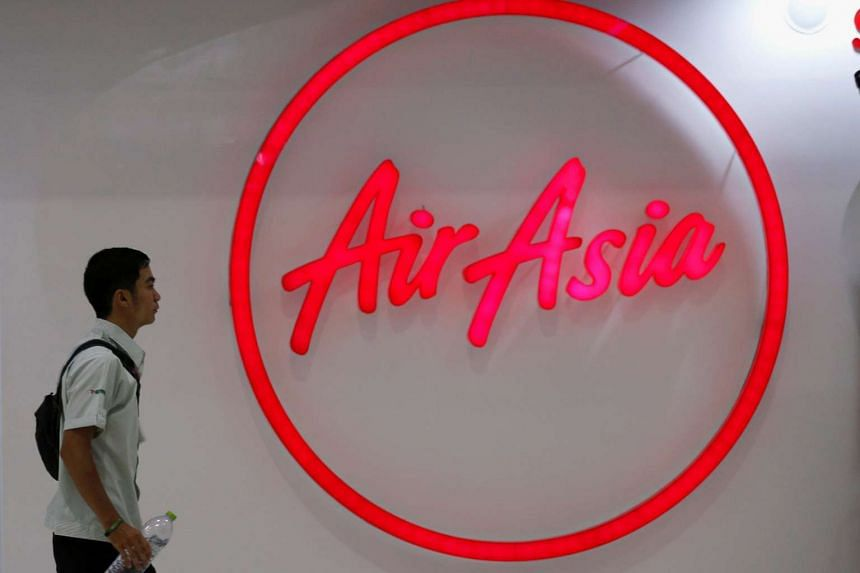 AirAsia reported a fall in operating lease income of 48 per cent for the quarter and profit after tax fell to 465.3 million ringgit (S$148.8 million) in the fourth quarter ended December.