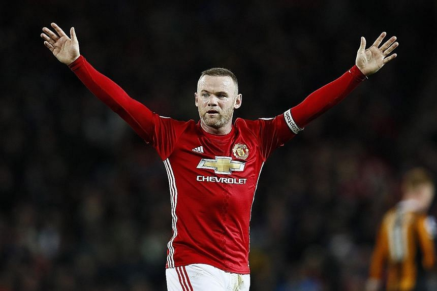 United's record scorer Wayne Rooney may have played his last game for the club. The 31-year-old forward is fighting to be fit for Sunday's League Cup final against Southampton and is heavily linked with a move to the Chinese Super League. The Chinese