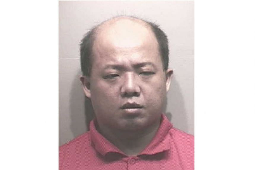 Gabriel Lee Haw Ling brutally murdered his fiancee in 2012, saying he believed she was possessed by spirits.