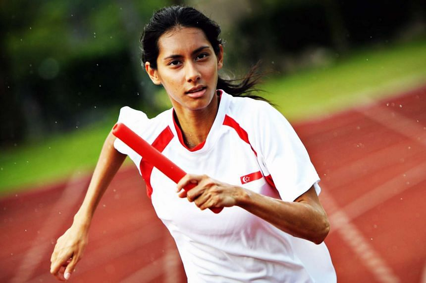 National hurdler Dipna Lim-Prasad has met the qualifying standards for this year's SEA Games.