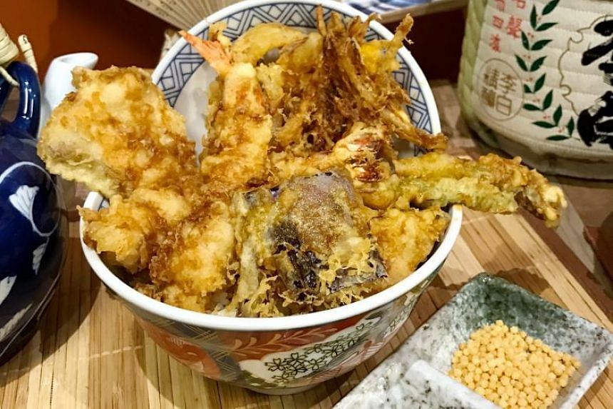 The Signature Tendon does not offer new flavours or textures.
