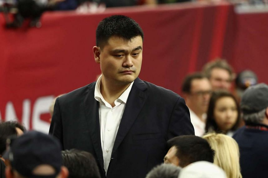 Former Houston Rocket and NBA Hall of Famer Yao Ming has been elected president of the Chinese Basketball Association (CBA).