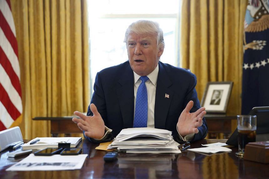 US President Donald Trump will address the third day of the Conservative Political Action Conference, on Feb 24, 2017.