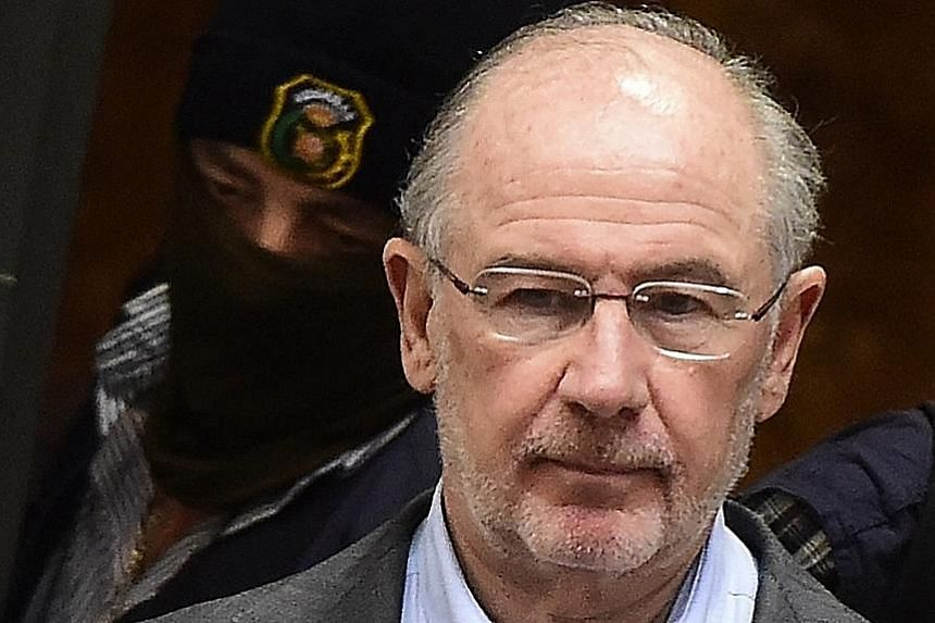 Rodrigo Rato and 64 others were on trial for misusing their corporate cards.