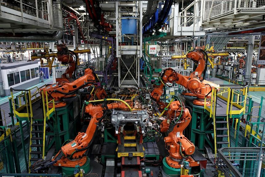Demands for industrial robots are increasing exponentially, with worldwide sales in 2015 touching 225,000, 27 per cent higher than in 2014, and sending shockwaves across industries and occupations, impacting wages and educational requirements for job