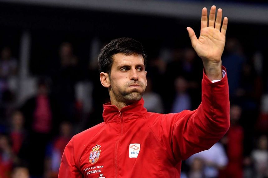 Serbia's tennis player Novak Djokovic will make his comeback from a shoulder injury after accepting a wild card to play in the Acapulco tournament in Mexico starting next week.