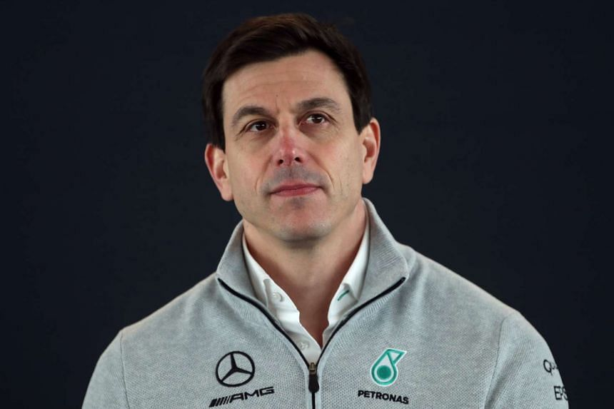 Mercedes team boss Toto Wolff said Mercedes was completely relaxed about the situation regarding clever hydraulic suspension systems.