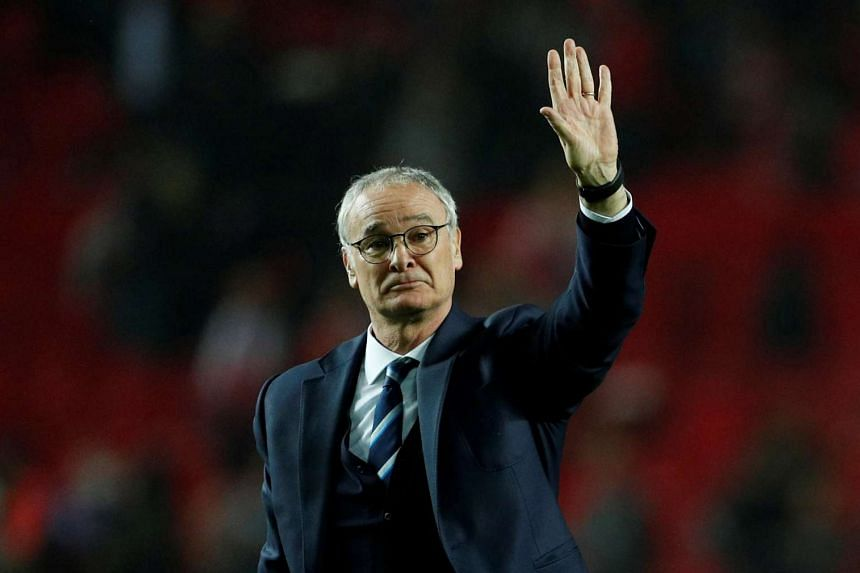 Claudio Ranieri was dismissed on Thursday (Feb 23) with Leicester one point above the English Premier League's relegation zone.
