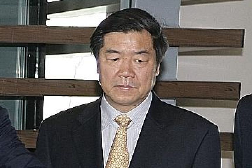 OUT: Mr Xu Shaoshi, now the head of the NDRC, is set to step down, having reached the retirement age of 65. IN: Mr Zhong Shan has been named the new head of Ministry of Commerce. He was previously the ministry's vice-minister. IN: Mr He Lifeng will l