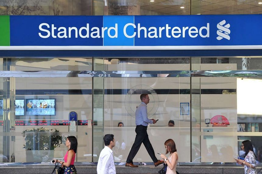Standard Chartered Bank was the top international bank for Singapore dollar bond issuances, while the number of private banking clients grew 9 per cent.
