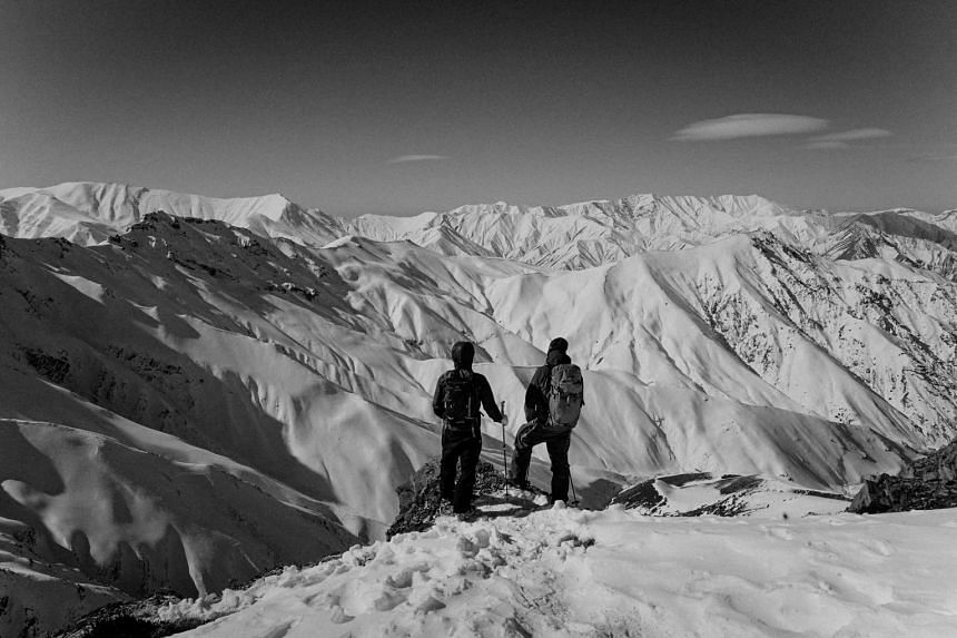 Iran: A Skier's Journey (above) is one of 10 mountaineering-themed films that will be screened around Italy as part of the annual Banff Festival World Tour.