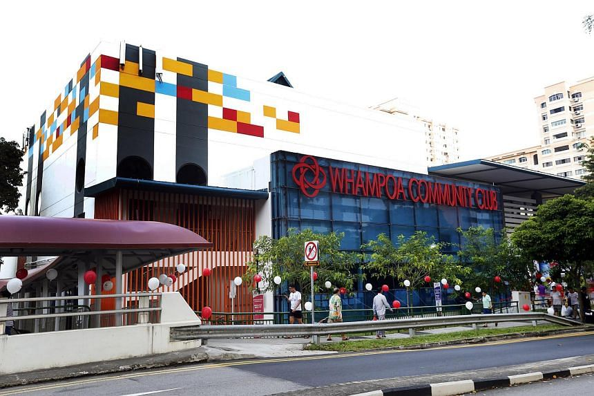 Official reopening of the Whampoa Community Club.