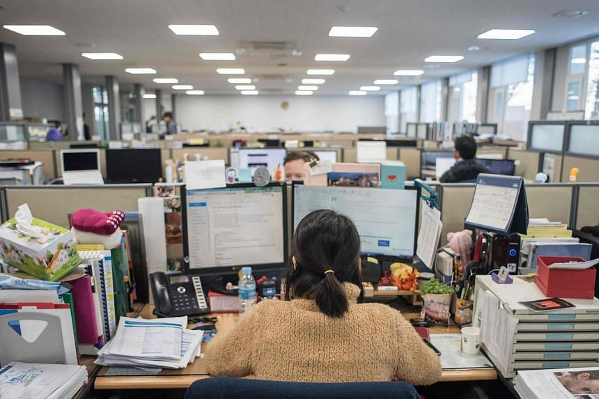 According to official statistics, the average South Korean works 2,113 hours a year, the second-longest among OECD member nations, where the mean is 1,766.